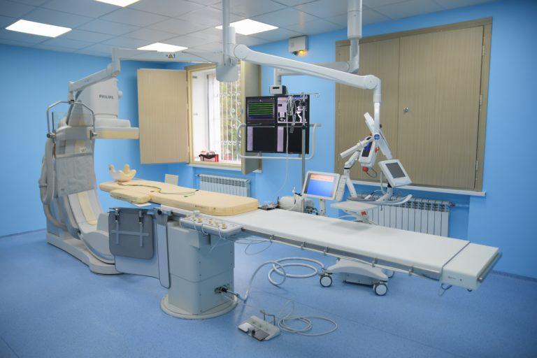 Ангіограф у Сарненській ЦРЛ допоможе врятувати життя хворим із Полісся