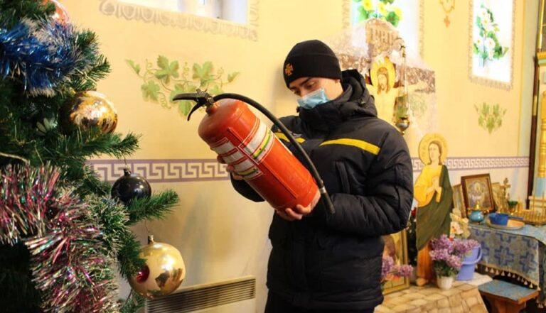 На Рівненщині у психоневрологічному інтернаті перевірили пожежну безпеку