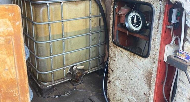 На Рівненщині вилучили нелегального пального на понад 400 тисяч гривень (+ФОТО)