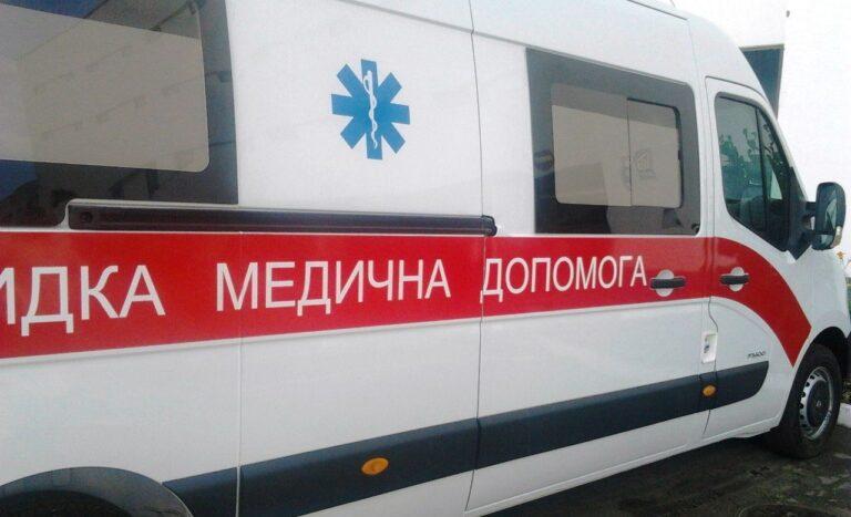У ДТП на Рівненщині постраждали двоє людей