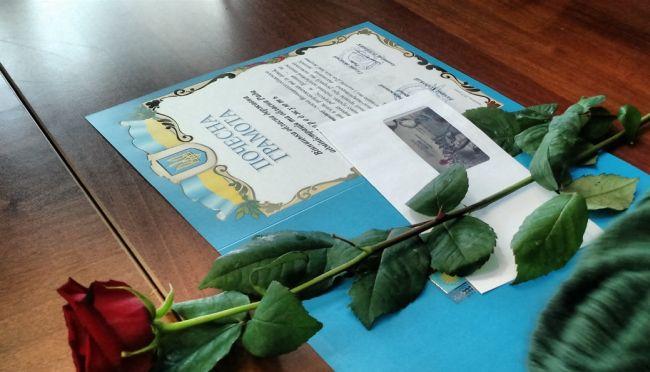 Четверо активістів отримали почесні грамоти від Рівненської ОДА