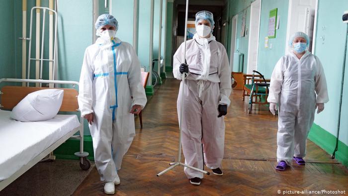 Посилений карантин дозволив зменшити навантаження на лікарні Рівненщини (+ІНФОГРАФІКА)