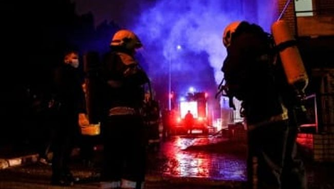 Костопільські рятувальники за минулу ніч ліквідували майже одночасно три пожежі