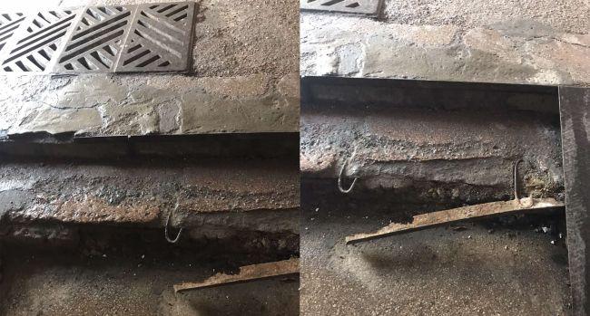 У Рівному дитина травмувалася в небезпечному підземному переході (+ФОТО)