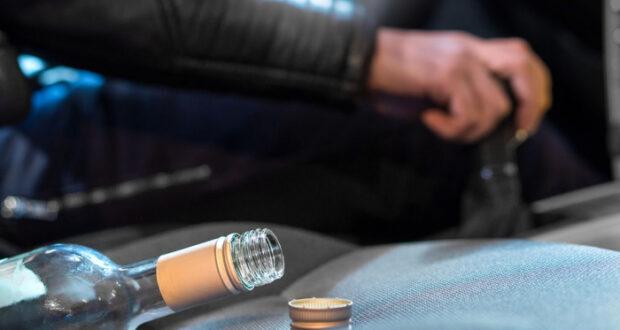 Рівненські патрульні минулими вихідними виявили 5 п'яних водіїв