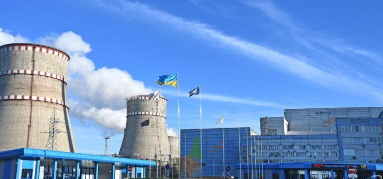 Виведено у резерв турбогенератор енергоблоку №2 Рівненської АЕС