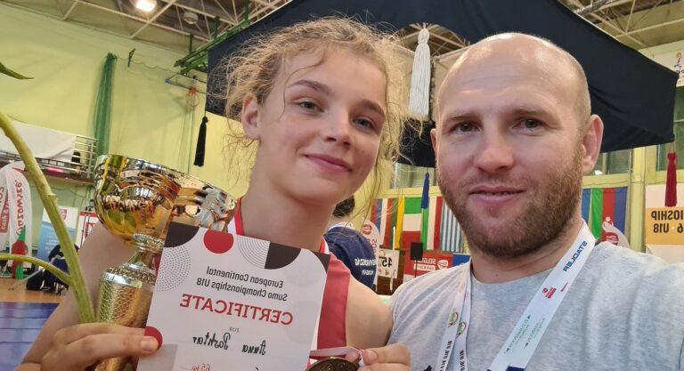 Рівнянка стала чемпіонкою Європи з сумо