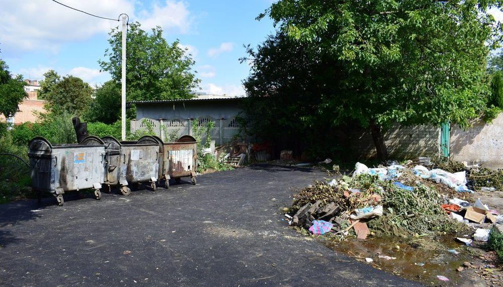 У Здолбунові моніторять стан сміттєвих контейнерів (+ФОТО)