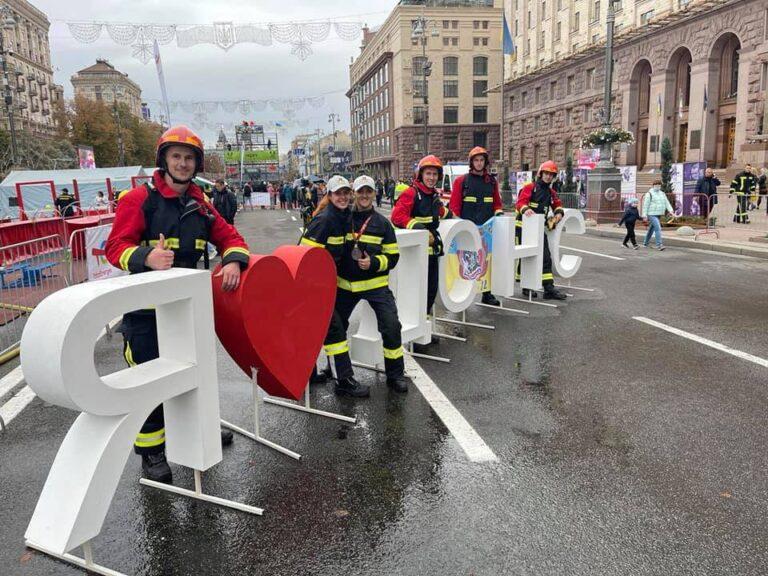 Рівненський рятувальник виборов срібло на змаганнях у Києві