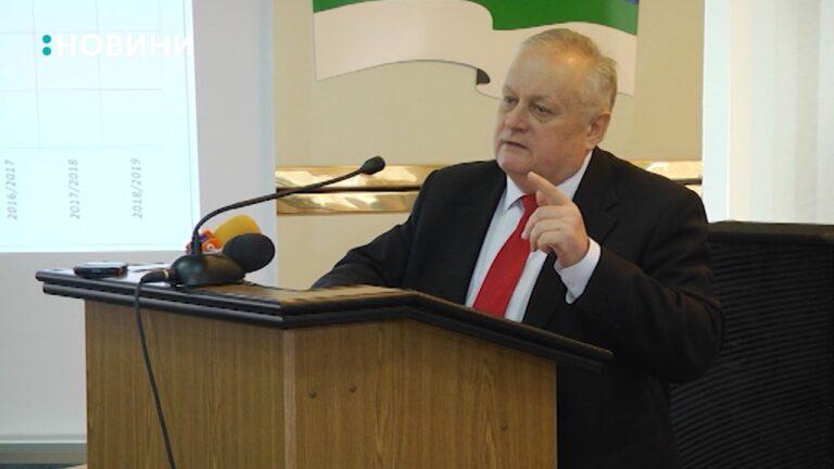 Колишній міський голова Рівного Володимир Хомко підтримав підвищення тарифів на тепло
