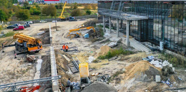 У Рівному одночасно будують два масштабні спортивні об'єкти (+ФОТО)